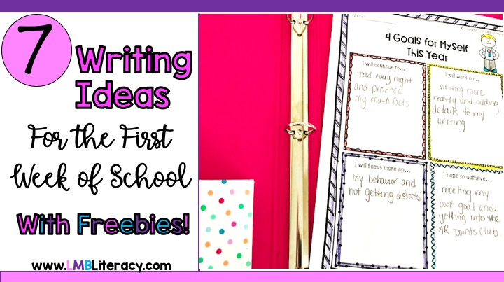 smart goal examples for writing skills