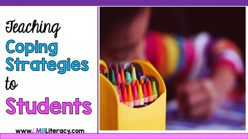 teaching coping strategies to students
